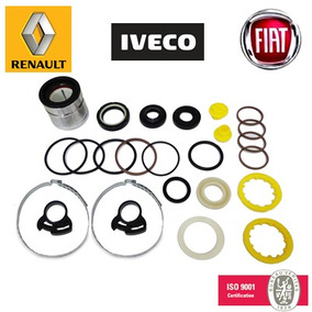 Kit Reparo Caixa Direção Hidráulica Trw Iveco Turbo Daily