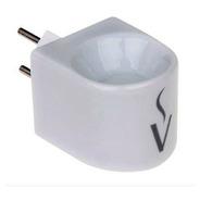 Kit Com 2 Aromatizadores Elétricos Porcelana Via Aroma