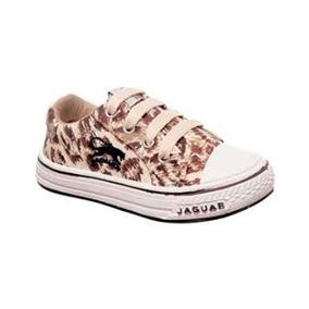 Zapatillas Jaguar Kid 138 Animalprintbeige 27 29 30 31 32 33
