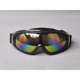 Óculos De Neve Balístico Airsoft Paintball Ski Motocross