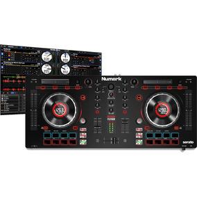 Controladora Numark Mixtrack Platinum Melhor Q Mixtrack Pro3