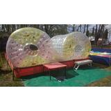 Rodillo Acuático Roller Ball Water Juego Acuatico Parques