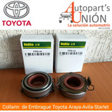 Collarin Toyota Corolla Avila Araya Starlet
