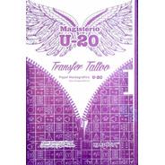 Papel Transfer (hectográfico) Para Tattoo - 10 Unidades