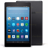 Kindle Amazon Fire Hd 8 Tablet 16 Gb Alexa Quad Core Black