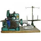 Máquina Costura Overlock Semi Industrial Portátil Fox 110v