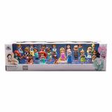 Disney Animators Princesas Mega Set 20 Figuras Disney 2017