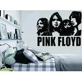 Adesivo De Parede Rock Música Banda Pink Floyd Guitarra