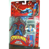 Marvel Legends Web Magnetic Spider-man Series
