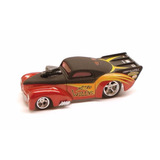 Hot Wheels Willys 41 Pro Mod Ruedas De Goma Solo Envios