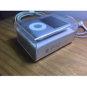 Ipod Nano Classic 4gb En Caja Impecable!,