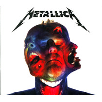 Cd + Dvd Metallica Hardwire... To Self-destruct