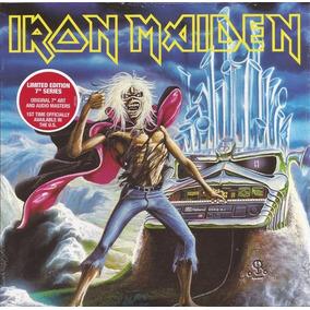 Iron Maiden Run To The Hills Vinilo Importado Single 7 Stock
