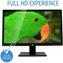 V7 24 Pantalla Ancha Full Hd Led Monitor (l23600whs-9n Negr