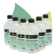 6 Bases Prontas Para Aromatizadores Finos 1000ml C/ Fixador