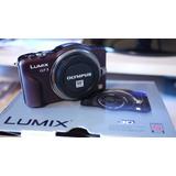 Camara Panasonic Lumix Dmc-gf3 Digital Camera - Black Bo 385