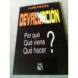F1 Devaluacion. Luis Pazos. 1995
