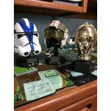 Star Wars: Cascos De Coleccion