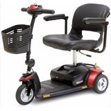 Alquiler Scooter Electrico Desarmable, Silla De Ruedas