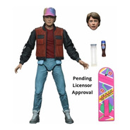 Marty Mcfly 2015 Back To The Future 2 Ultimate Neca