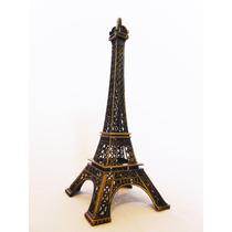Torre Francia Eiffel Metal Escala 38 Cm Op4