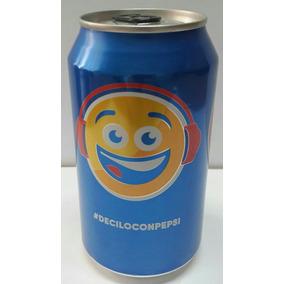Lata De Pepsi Edicion Limitada Emoticon