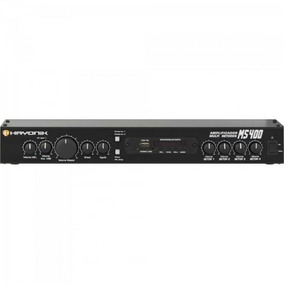 Amplificador Multi Setores Ms400 Hayonik