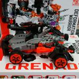 Juguetes Transformers, Deformation Warrior Legos