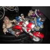 Motoqueros De Coleccion