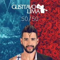 Cd Gustavo Lima - 50/50 Lançamento 2016 (991547)