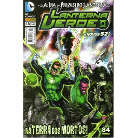 Lanterna Verde (novos 52) 18 A 32