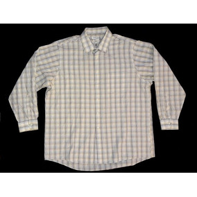 Remate! Camisa Vestir Van Heusen Corte Regular 2xl Seminueva