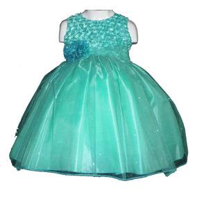 Nuevo Vestido Esconjoso Bebita Fiesta Pajecita Dress