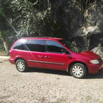 Chrysler Voyager 5p Aut Lx 2006