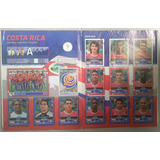 Costa Rica - Álbum Panini De La Copa América 2007