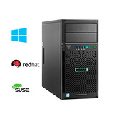 Servidor Hp Proliant Ml30 Xeon E3-1220v6 8gb 1tb 873227-001