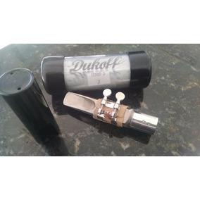 Boquilha Dukoff D7 Sax Tenor (metal)