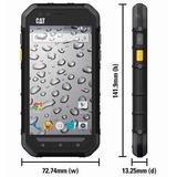 Celular Smartphone Caterpillar Cat S30 Prova Dagua Original