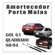 Amortecedor Tampa Traseira Porta Malas Gol Quadrado G1 (par)