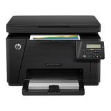 Impresora Multifuncion Hp M176n (laser Color)