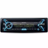 Autoestéreo Amplificado Sony Mex-xb100bt Bluetooth Ipod Usb