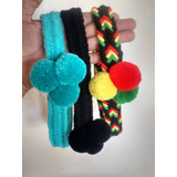 Cintas Wayuu Para Sombreros Guajiros Originales