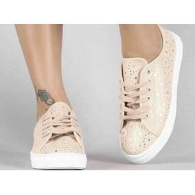 Zapatos Color Nude (beige) Moda2017dama Talla 40 Marca Qupid