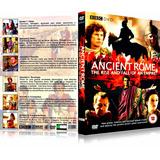 Dvd Roma Antiga Ascensão E Queda De Um Império 2006 [bbc]