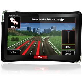 Promoção Gps Automotivo C/ Tv Digital, Quatro Rodas Tela 4.3