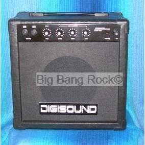 Amplificador Bajo Digisound 20 Watts ( Eshop Big Bang Rock)