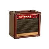 Amplificador Caixa Para Violão Meteoro Acoustic V10 W