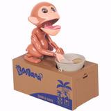 Alcancias Ahorradoras Mono Y Perrito