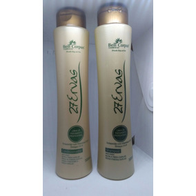 Kit 6 Shampoo + 6 Condicionador 27 Ervas Bell Corpus 12 Unds