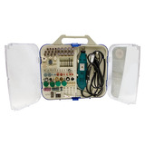 Kit Mini Retifica / Micro Retífica 161 Acessórios - Sh 250w